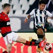 Audiência: Botafogo x Flamengo quebra nova marca inédita na Record RJ e lidera em Brasília