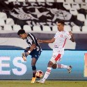 Zé Gatinha relembra passagem pelo Botafogo: 'Muito inexplicável, salto muito grande'