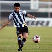 Após rescisão de Kalou, Ricardinho assume a camisa 8 do Botafogo