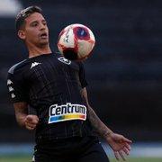 Luiz Otávio é sondado por clubes da Série B e aguarda posição do Botafogo para definir futuro