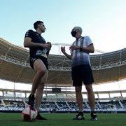 Botafogo atualiza situação de lesionados; Gatito 'segue evoluindo muito bem'