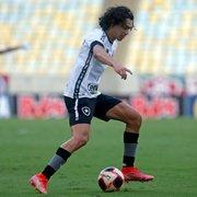 Campeão pelo Botafogo pede calma com Matheus Nascimento: 'O que vai fazer deslanchar é o técnico'