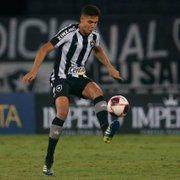 Botafogo pode receber até € 2 milhões na negociação com o Cercle Brugge por Sousa