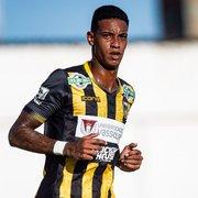 Goiás supera concorrência de Botafogo, Vasco, Bahia, Fluminense, Fortaleza e Sport e se aproxima de Alef Manga