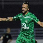 Na mira do Botafogo, Anselmo Ramon volta a treinar e fica à disposição na Chapecoense