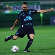 Anselmo Ramon não está descartado, e contratação depende de acerto entre Botafogo e Chapecoense