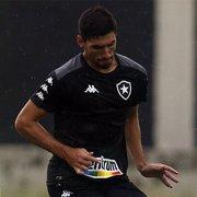 Barrandeguy vai ficar até o fim… Custo Botafogo ainda é alto
