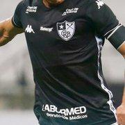 Fase atrapalha, e Botafogo adia lançamento de camisa preta com Kappa
