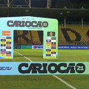 Campeonato Carioca perde 55% de audiência com troca da Globo pela Record