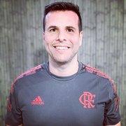 Ex-preparador físico do Botafogo é contratado para reforçar a comissão técnica do Flamengo