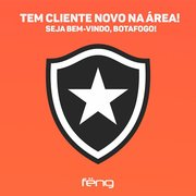 Flamengo, Santos, Vasco e Brasileirão: nova parceira do Botafogo, Feng tem atuação nas redes sociais