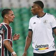 Alçado do sub-20, Gabriel celebra estreia como profissional do Botafogo: 'Sinto-me realizado'