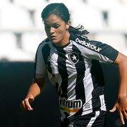 Futebol feminino: promessa do Botafogo, Gaby Louvain rompe ligamentos do joelho e só deve voltar em 2022