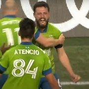 Que saudade! Ex-Botafogo, João Paulo faz golaço na rodada de abertura da MLS