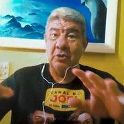 Joel Santana vê evolução no Botafogo: 'Deu melhoradinha, mas não pode ficar empolgadinho'