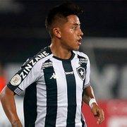 Lecaros culpa situação financeira por saída do Botafogo e lamenta dispensa: 'Faltaram oportunidades'