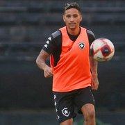 Botafogo opta por não renovar contrato de volante Luiz Otávio, que sai no fim do mês