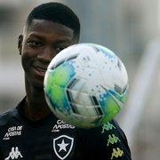 Athletico-PR vai pagar R$ 3 milhões ao Botafogo e espera fechar com Matheus Babi até terça