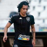 Demora pelo 9: Botafogo vai acabar queimando Matheus Nascimento