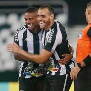 Botafogo põe quatro jogadores na seleção da última rodada do Campeonato Carioca