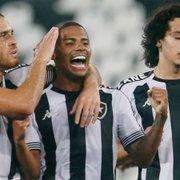 Rickson renova contrato com o Botafogo; acerto é confirmado no BID