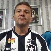 Sinval critica Botafogo: 'Arcaico. Vejo caminhando para virar Portuguesa'