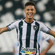 Sousa renova com Botafogo até 2025 e assina empréstimo com Cercle Brugge até 2023
