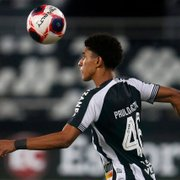 Durcesio confirma que proposta do Inter por PV é de R$ 5 milhões; Botafogo manteria 10%
