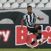 Ênio recorda assistência na primeira final do sub-20 e projeta novas chances no profissional do Botafogo