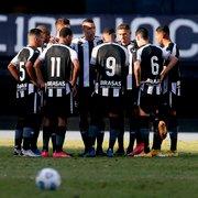 Com reservas, Botafogo perde para o Madureira e segue fora do G-8 do Campeonato Carioca Sub-20