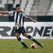 Em negociação com clube belga, Sousa viaja com o Botafogo para Londrina