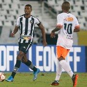 Kanu vê 'luz no fim do túnel' no Botafogo: 'Estamos trabalhando muito para honrar esse clube'
