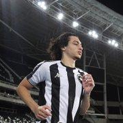 Matheus Nascimento e Cesinha voltam a ser relacionados no Botafogo; Guilherme Santos segue fora
