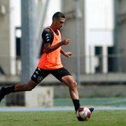 Capitão do sub-20 do Botafogo, Juninho é monitorado pelo Fluminense