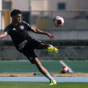 Botafogo receberá R$ 2,6 milhões pela venda de PV para o Internacional; valor pode aumentar