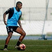Botafogo formaliza renovação de Rickson até o fim do ano