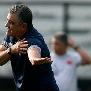 Chamusca ganha fôlego no Botafogo e tendência é ser mantido no cargo