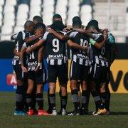 Botafogo empata com o Volta Redonda fora de casa pelo Campeonato Carioca Sub-20