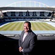 CEO fala em deixar legado e aposta: 'Botafogo será o mais evidente caso de transformação de clube grande'
