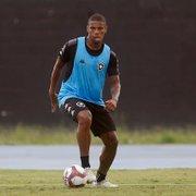 Em processo de renovação, Rickson desfalca Botafogo contra o Vila Nova, diz rádio