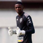 Rumo a Portugal, Andrew se despede do Botafogo: 'Que seja um até breve e um dia eu possa voltar'