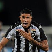 Destaque do sub-20, Vitinho viaja com a delegação do Botafogo para enfrentar o Coritiba
