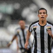 Wendel revela carinho pelo Botafogo e agradece à comissão técnica: 'Acreditaram no meu potencial'