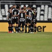 Botafogo inicia quartas de final do Brasileiro Sub-20 contra o Atlético-MG neste domingo, no Nilton Santos