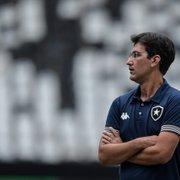 Botafogo oficializa Ricardo Resende como técnico interino
