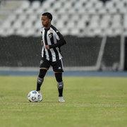 Com Ênio de volta, Botafogo enfrenta o Vasco nesta quarta pelo Brasileiro Sub-20, com TV