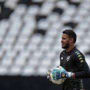 Andrew é negociado com Portugal, e Botafogo chama goleiro do sub-20 para viagem; Rickson também é relacionado
