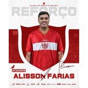 Outrora especulado no Botafogo, Alisson Farias é emprestado para outro clube da Série B