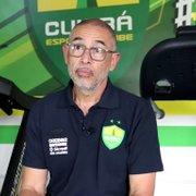 Ex-Botafogo, Altamiro Bottino é novo coordenador científico do Cuiabá