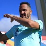 Anselmo Ramon encaminha permanência na Chapecoense e não vai mais para o Botafogo